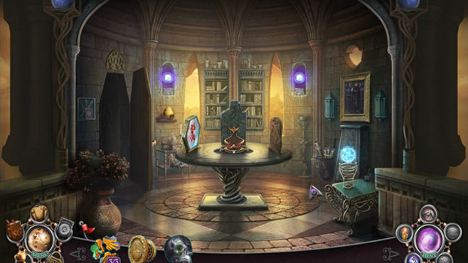 Shrouded Tales: The Shadow Menace Collector's Edition Screenshot 3