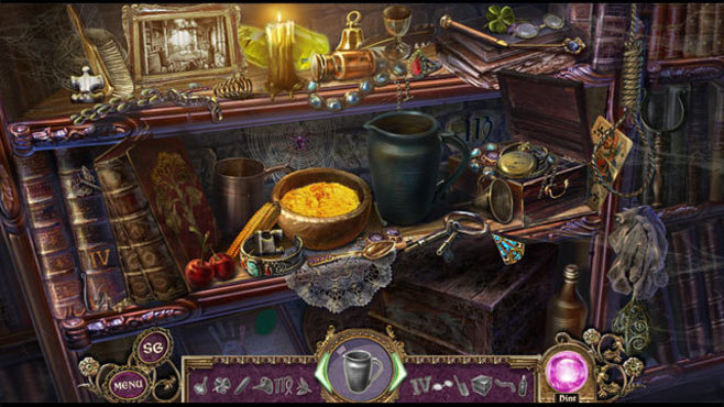 Shrouded Tales: The Spellbound Land Collector's Edition Screenshot 1