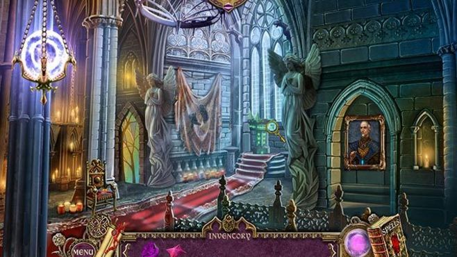 Shrouded Tales: The Spellbound Land Collector's Edition Screenshot 2