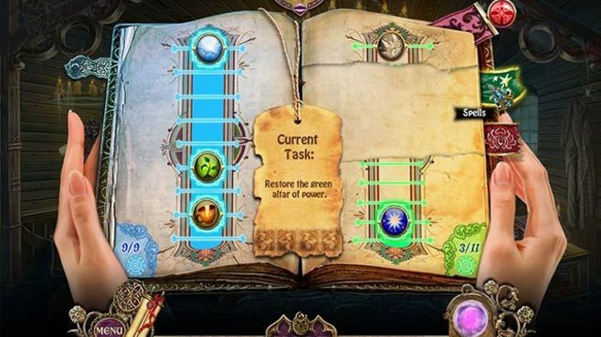 Shrouded Tales: The Spellbound Land Collector's Edition Screenshot 3