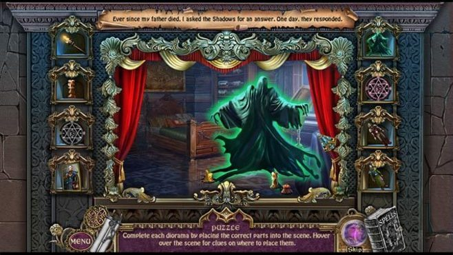 Shrouded Tales: The Spellbound Land Screenshot 2