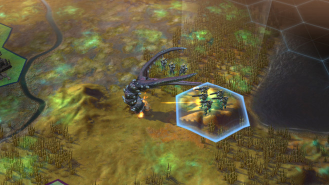Sid Meier's Civilization: Beyond Earth Screenshot 1