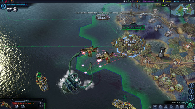 Sid Meier's Civilization: Beyond Earth Screenshot 6