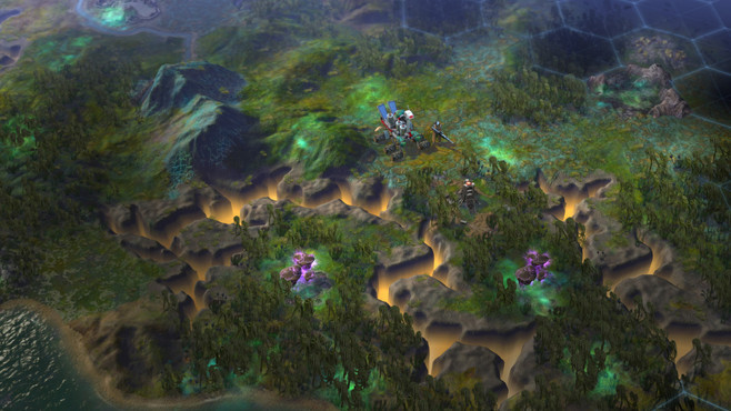 Sid Meier's Civilization: Beyond Earth Screenshot 7