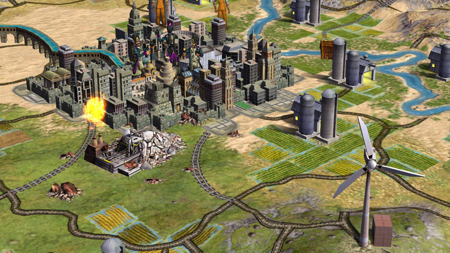 Sid Meier's Civilization IV Screenshot 2