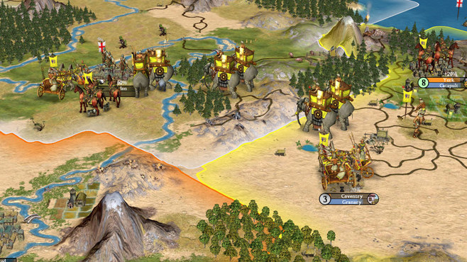 Sid Meier's Civilization IV Screenshot 3