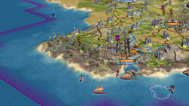 Sid Meier's Civilization IV Screenshot 4