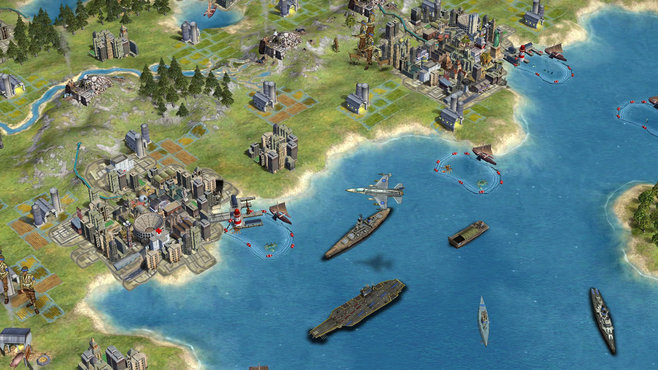 Sid Meier's Civilization IV: Beyond the Sword Screenshot 4