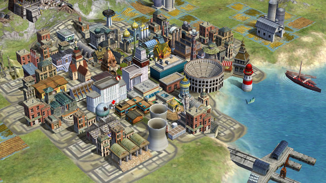Sid Meier's Civilization IV: Beyond the Sword Screenshot 7