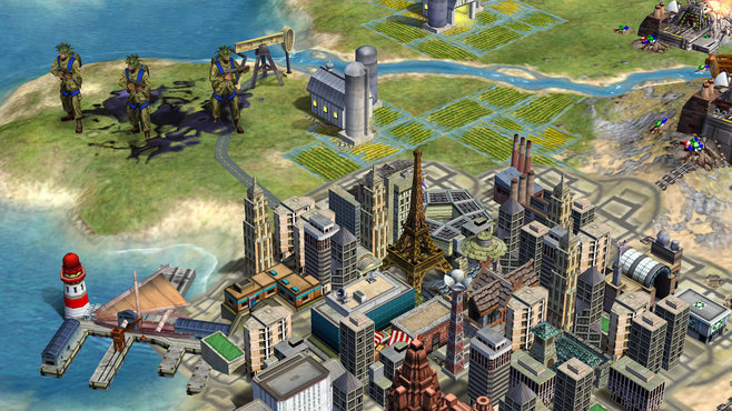 Sid Meier's Civilization IV: Beyond the Sword Screenshot 8