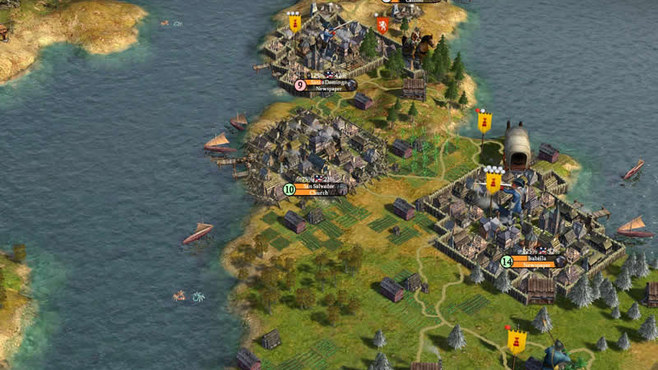 Sid Meier's Civilization IV: Colonization Screenshot 1