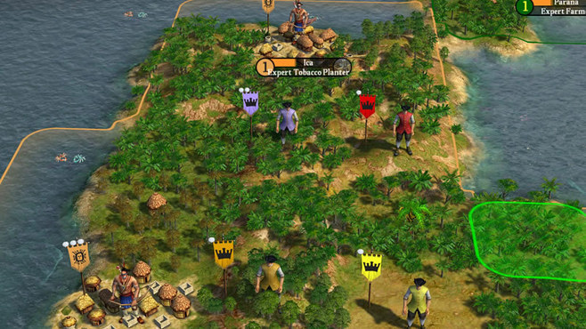 Sid Meier's Civilization IV: Colonization Screenshot 2