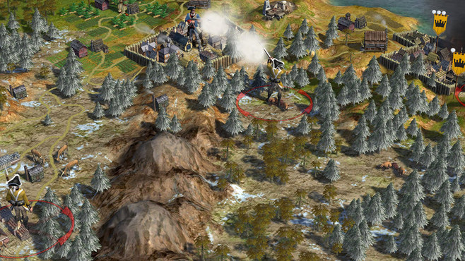 Sid Meier's Civilization IV: Colonization Screenshot 4