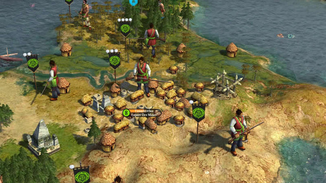 Sid Meier's Civilization IV: Colonization Screenshot 5