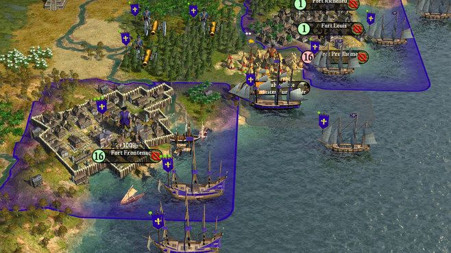 Sid Meier's Civilization IV: Colonization Screenshot 6
