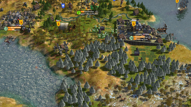 Sid Meier's Civilization IV: Colonization Screenshot 7