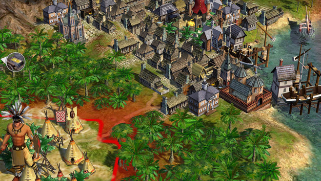 Sid Meier's Civilization IV: Colonization Screenshot 9