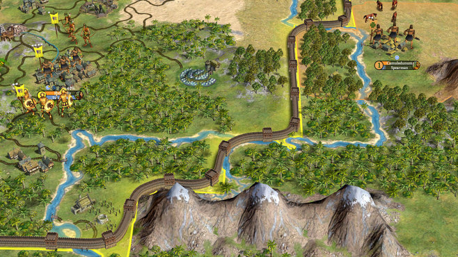 Sid Meier's Civilization IV: Warlords Screenshot 1