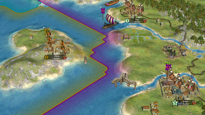 Sid Meier's Civilization IV: Warlords Screenshot 3