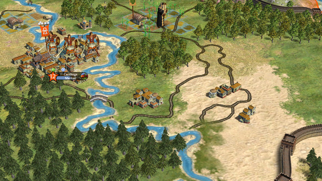 Sid Meier's Civilization IV: Warlords Screenshot 4
