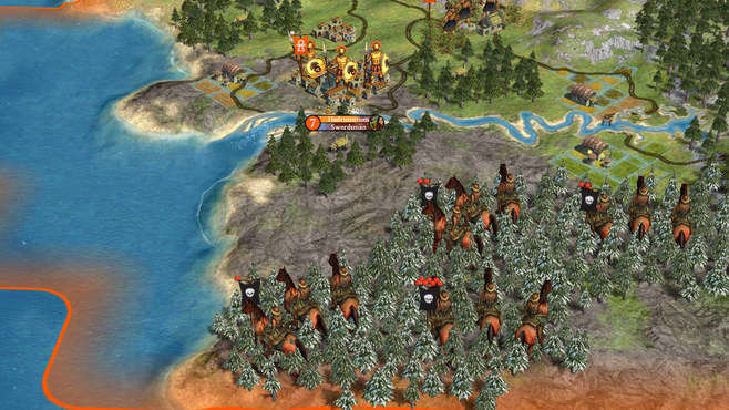 Sid Meier's Civilization IV: Warlords Screenshot 5