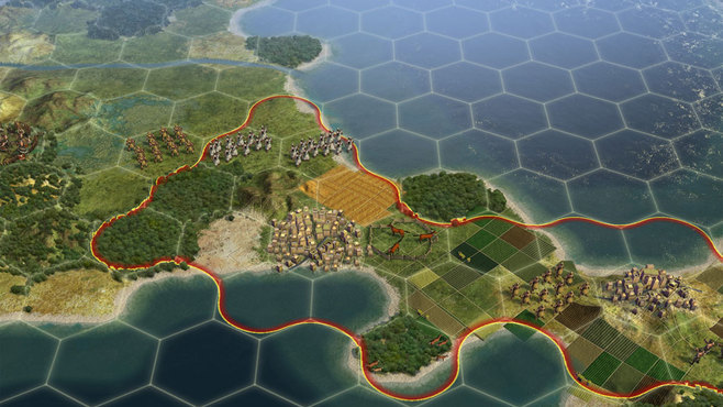Sid Meier's Civilization V Screenshot 2