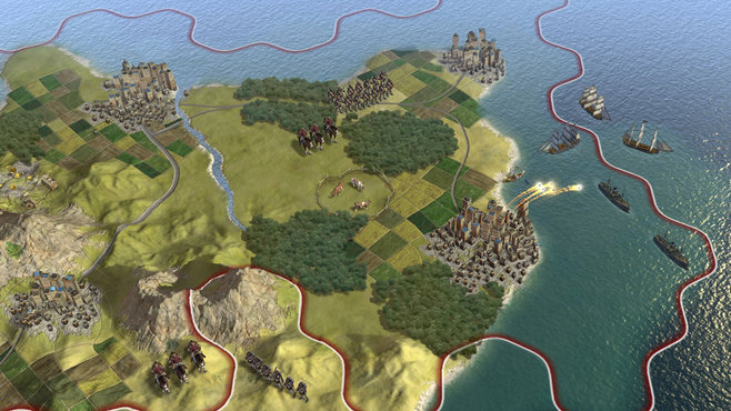 Sid Meier's Civilization V Screenshot 3