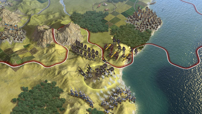 Sid Meier's Civilization V Screenshot 4