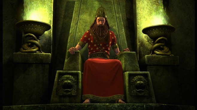 Sid Meier's Civilization V: Babylon & Nebuchadnezzar Screenshot 1
