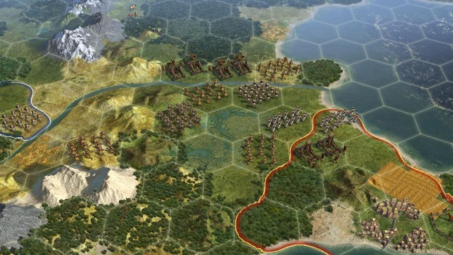 Sid Meier's Civilization V: Babylon & Nebuchadnezzar Screenshot 3