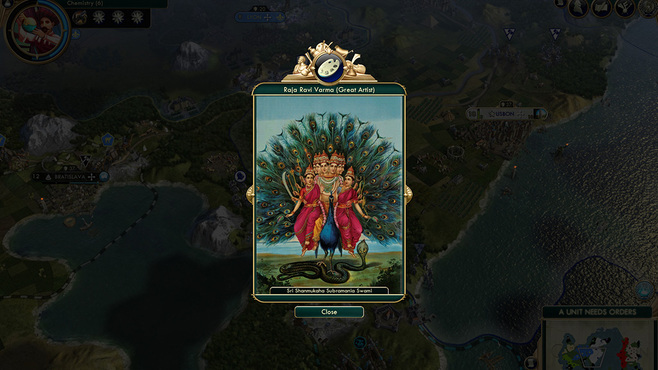 Sid Meier's Civilization V: Brave New World Screenshot 1