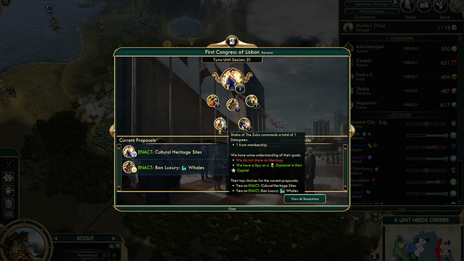 Sid Meier's Civilization V: Brave New World Screenshot 2