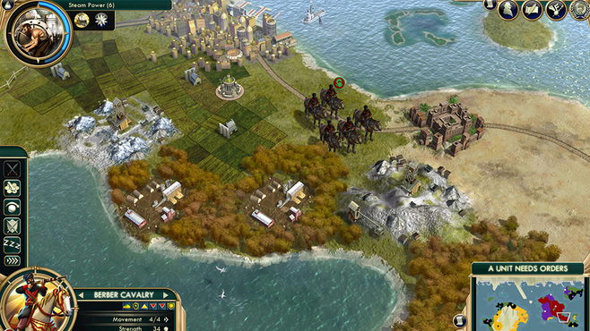 Sid Meier's Civilization V: Brave New World Screenshot 5