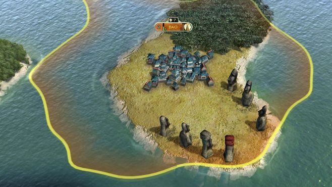 Sid Meier's Civilization V: Civilization and Scenario Pack - Polynesia Screenshot 2