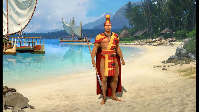 Sid Meier's Civilization V: Civilization and Scenario Pack - Polynesia Screenshot 4