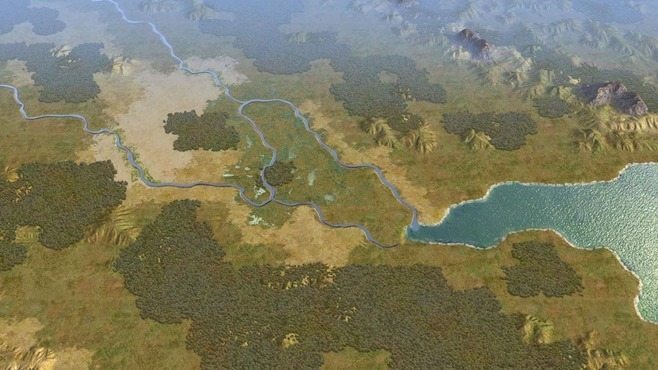 Sid Meier's Civilization V: Cradle of Civilization - Maps Bundle Screenshot 2