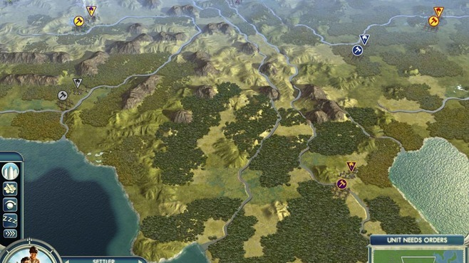 Sid Meier's Civilization V: Cradle of Civilization - Maps Bundle Screenshot 3