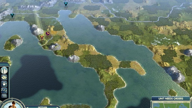 Sid Meier's Civilization V: Cradle of Civilization - Maps Bundle Screenshot 7