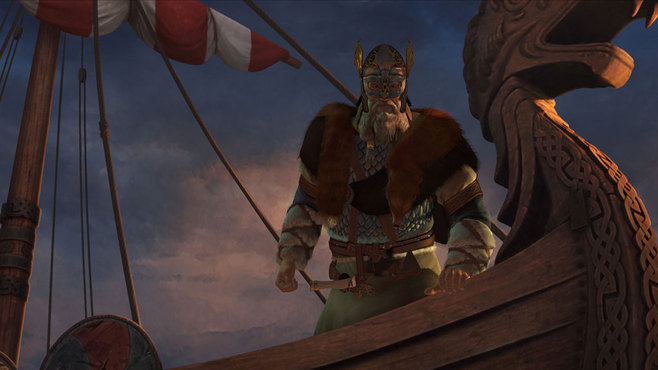 Sid Meier's Civilization V: Denmark & The Vikings Screenshot 1