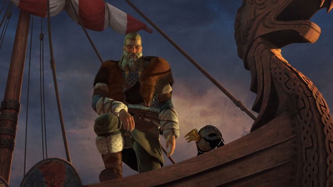 Sid Meier's Civilization V: Denmark & The Vikings Screenshot 2