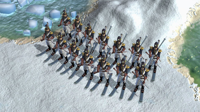 Sid Meier's Civilization V: Denmark & The Vikings Screenshot 4