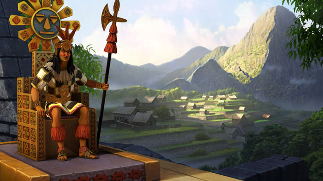 Sid Meier's Civilization V: Double Civilization and Scenario Pack - Spain and Inca Screenshot 1