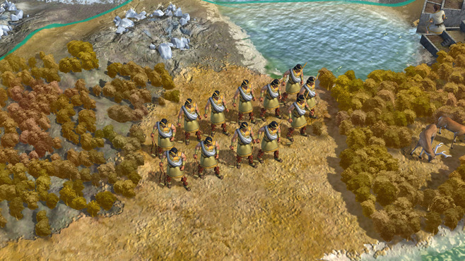Sid Meier's Civilization V: Double Civilization and Scenario Pack - Spain and Inca Screenshot 5