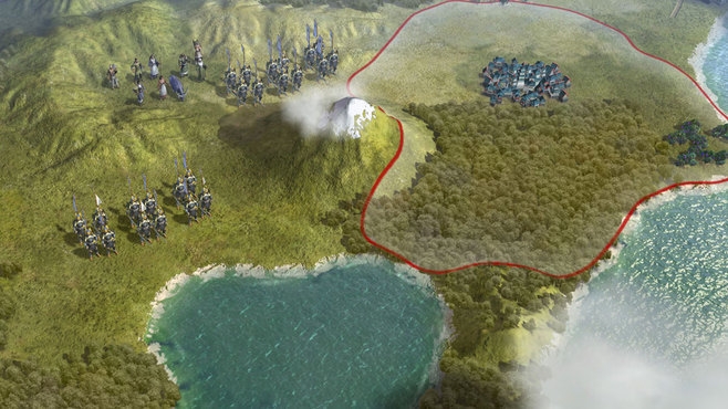 Sid Meier's Civilization V: Explorer's Map Pack Screenshot 3