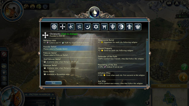 Sid Meier's Civilization V: Gods and Kings Screenshot 3