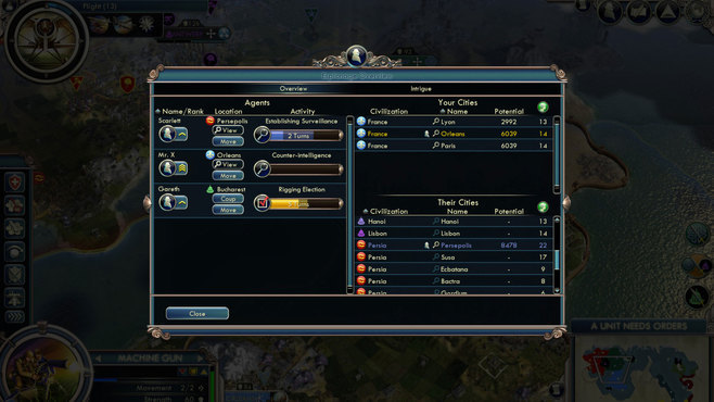 Sid Meier's Civilization V: Gods and Kings Screenshot 4