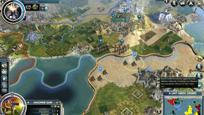 Sid Meier's Civilization V: Gods and Kings Screenshot 5