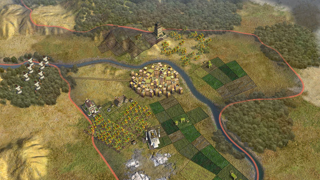 Sid Meier's Civilization V: Scenario Pack – Wonders of the Ancient World Screenshot 3