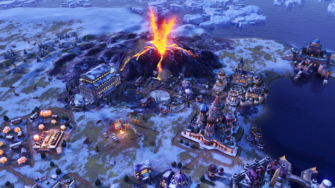 Sid Meier's Civilization® VI: Gathering Storm Screenshot 1