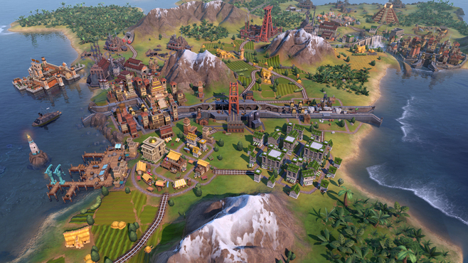 Sid Meier's Civilization® VI: Gathering Storm Screenshot 3